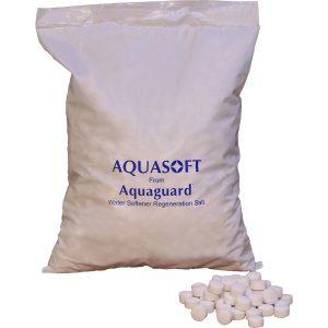 Muối tái sinh cho cột làm mềm cation khử cứng