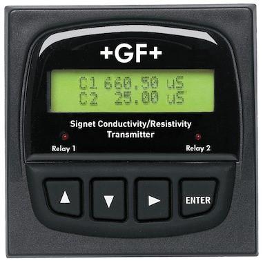 đo điện trở của nước