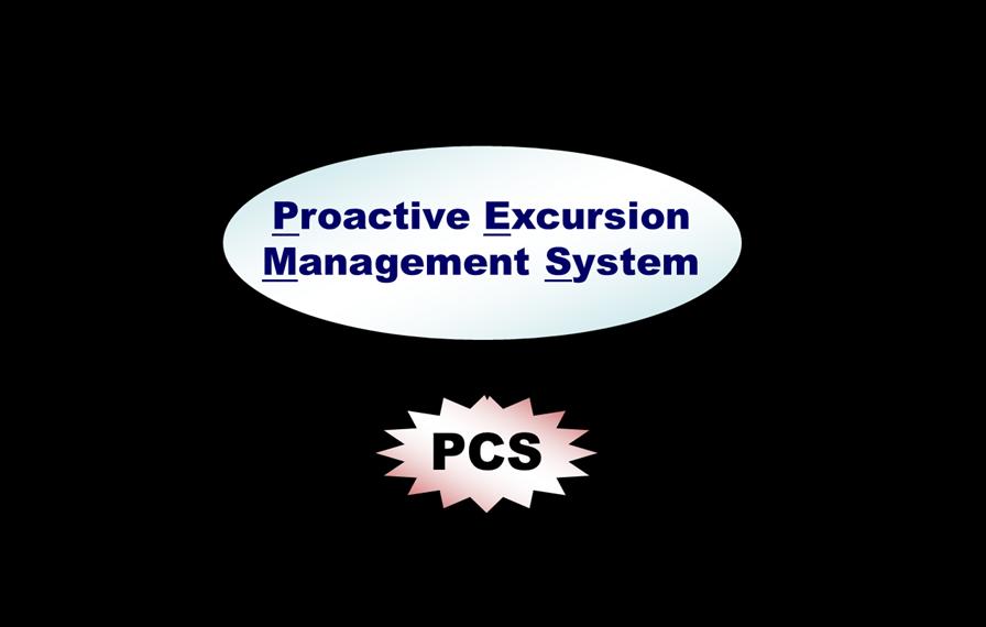 Proactive excursion managemnt system PEMS