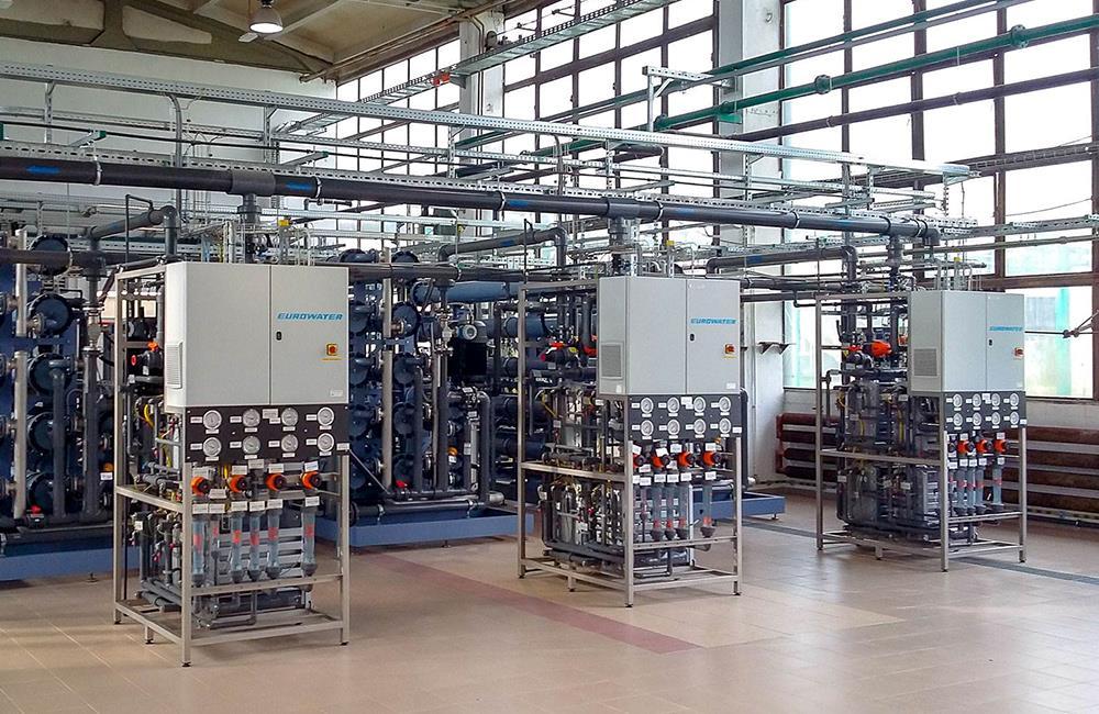 Sự cố hệ thống xử lý nước